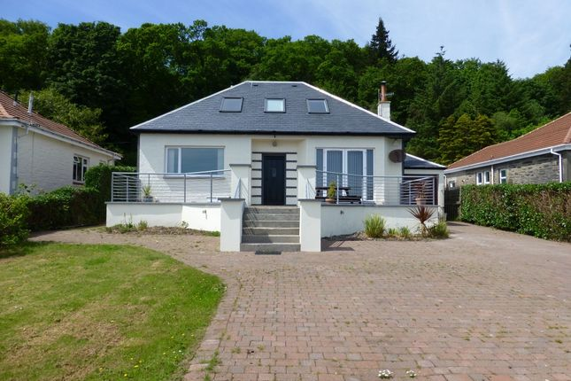 Thumbnail Detached house for sale in Shelford Bullwood Road, Innellan, Dunoon