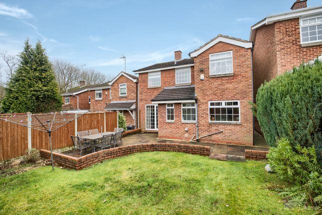 Detached house for sale in Shandon Close, Quinton, Birmingham