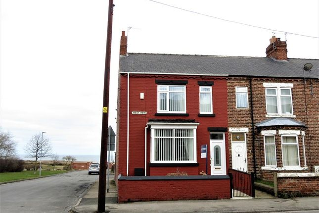 Thumbnail End terrace house for sale in West View, Horden, Peterlee