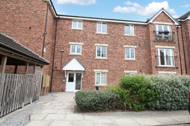 Thumbnail Flat for sale in New Forest Way, Middleton, Leeds