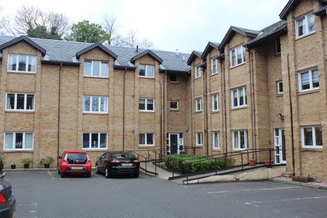 Thumbnail Flat for sale in 2 Glenpark Court, Port Glasgow