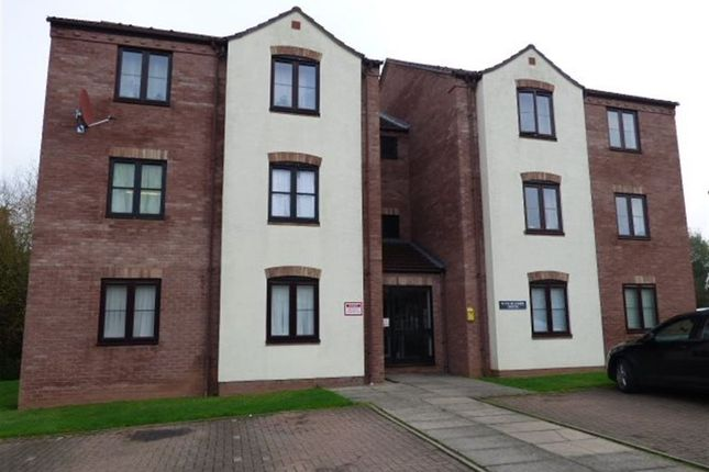 Thumbnail Flat to rent in Winchcombe House, Belmont, Hereford