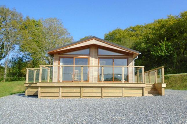 Thumbnail Lodge for sale in Modbury, Ivybridge