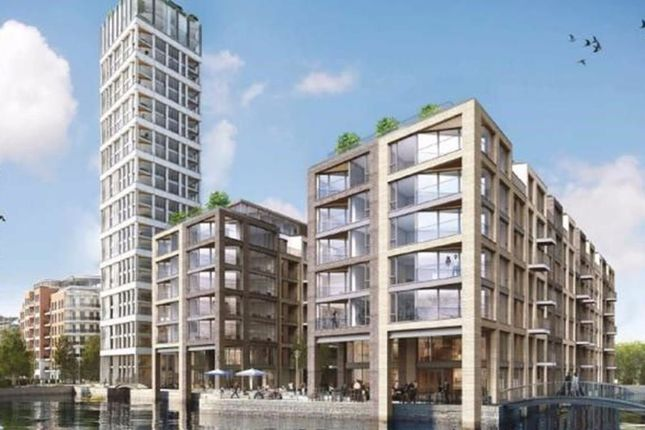 1 bed flat for sale in Park Street, London