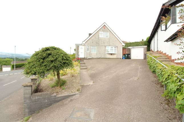 Thumbnail Detached bungalow for sale in Wentworth Close, Bassaleg, Newport