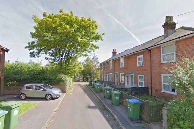 Thumbnail Terraced House To Rent In Highcrown Street Southampton