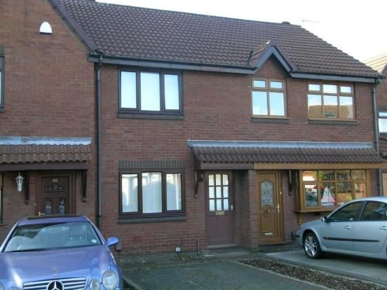 Thumbnail Town house to rent in Barmouth Close, Callands