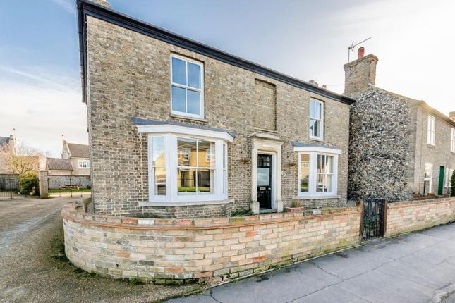 Thumbnail Detached house for sale in Hall Street, Soham, Ely, Cambridgeshire