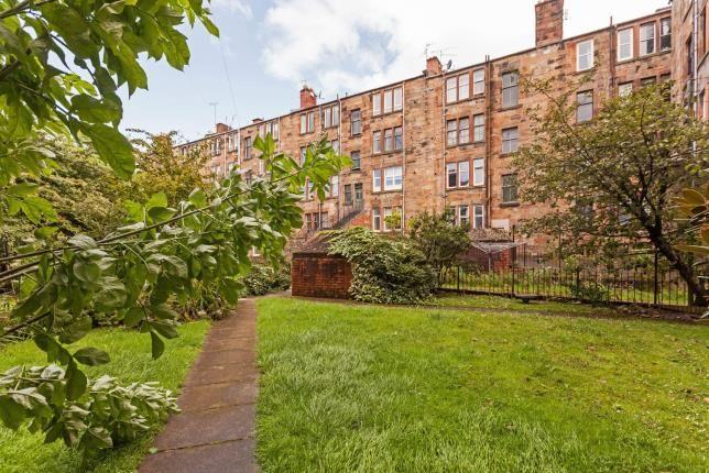 Communal Garden of Clarence Drive, Hyndland, Glasgow G12