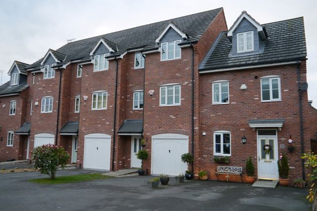 Thumbnail Town house to rent in Talbot Way, Stapeley, Nantwich