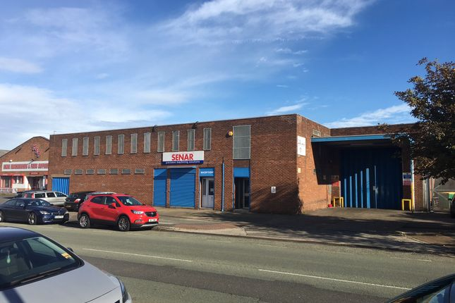 Thumbnail Industrial to let in Cleveland Street, Birkenhead