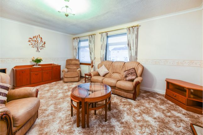 Thumbnail Flat for sale in Canal Street, Johnstone