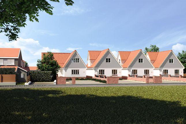 Thumbnail Detached bungalow for sale in Windsor Place, Mangotsfield, Bristol