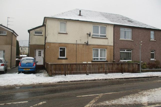Thumbnail Flat to rent in Carmuirs Avenue, Camelon, Falkirk