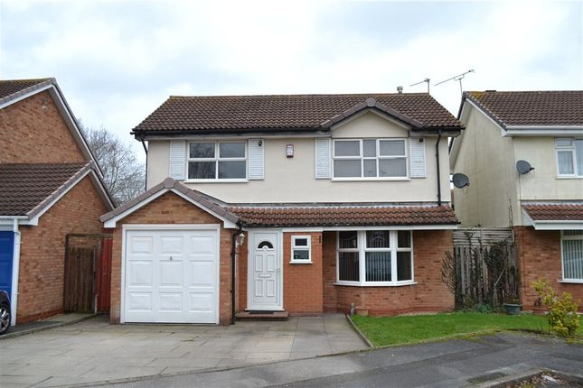 4 bed detached house for sale in Chelwood Grove, Walsgrave, Coventry, West Midlands