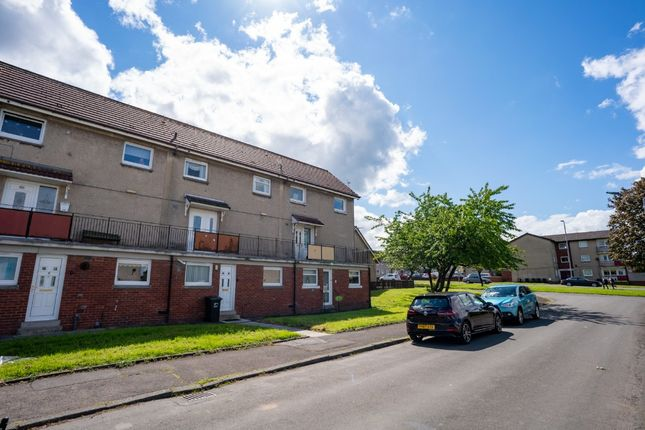 Thumbnail Flat to rent in Arcadia Street, Bellshill, North Lanarkshire