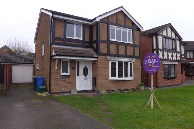 Thumbnail Detached house for sale in Richards Way, Thornton-Cleveleys
