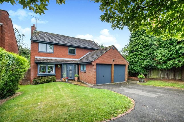 Thumbnail Detached house for sale in Windy Arbour, Kenilworth, Warwickshire