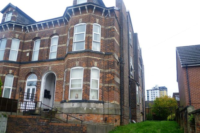 Thumbnail Flat to rent in Albert Road, Eccles, Manchester