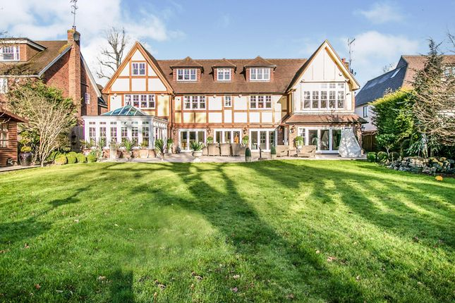 Thumbnail Detached house for sale in Heronway, Hutton, Brentwood, Essex
