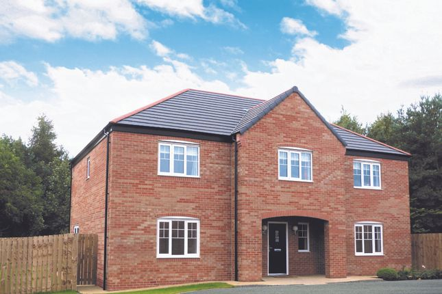 Detached house for sale in Loansdean, Morpeth