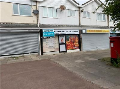 Thumbnail Retail premises to let in 173 & 173A Grangeway, Rushden, Northamptonshire