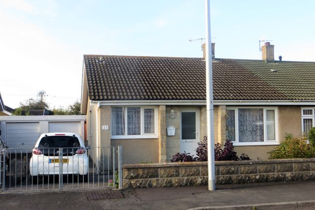Thumbnail Semi-detached house for sale in Moorcroft Road, Hutton, Weston-Super-Mare