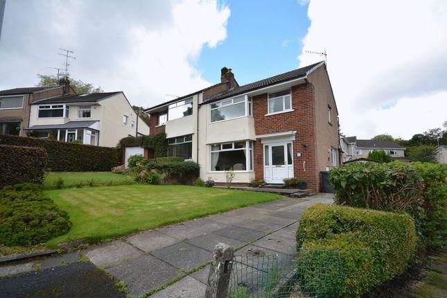 Thumbnail Semi-detached house for sale in Warmden Avenue, Accrington