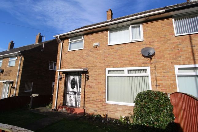 Thumbnail Semi-detached house for sale in Kentmere Rise, Seacroft, Leeds