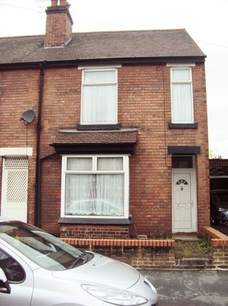 Thumbnail Terraced house to rent in Calais Road, Burton On Trent