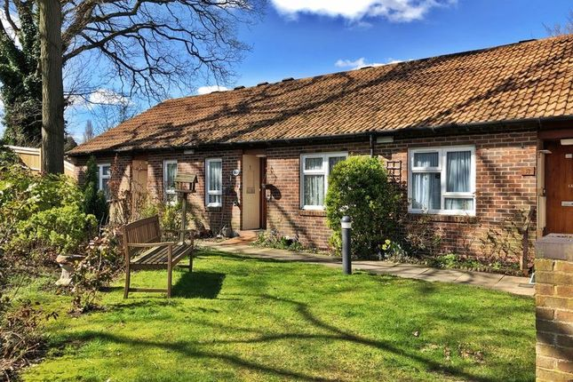 Thumbnail Bungalow for sale in Halleys Court, Woking