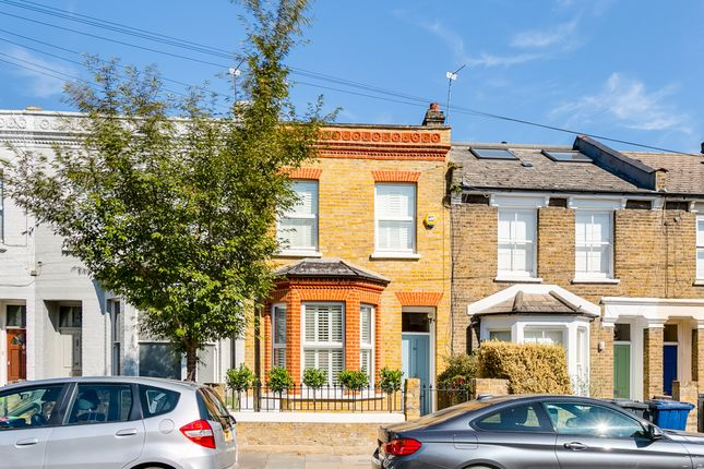 Thumbnail Terraced house for sale in Montgomery Road, London