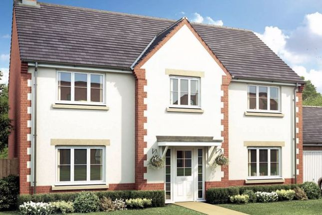 Thumbnail Detached house for sale in The Bath @ Abbey Park, Thorney, Peterborough