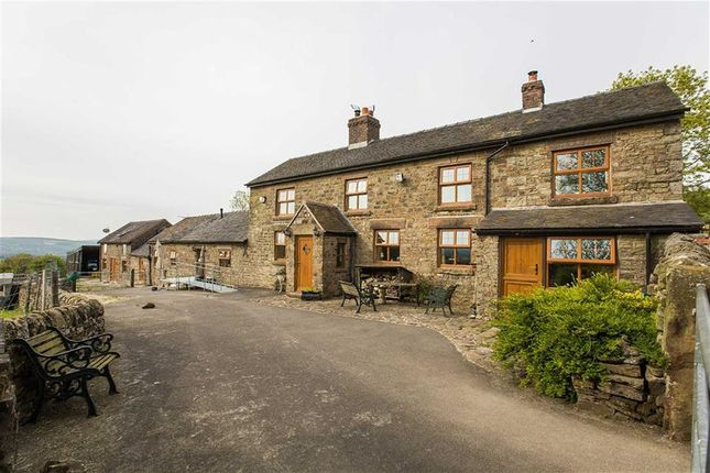 Thumbnail Country house for sale in Bradnop, Leek