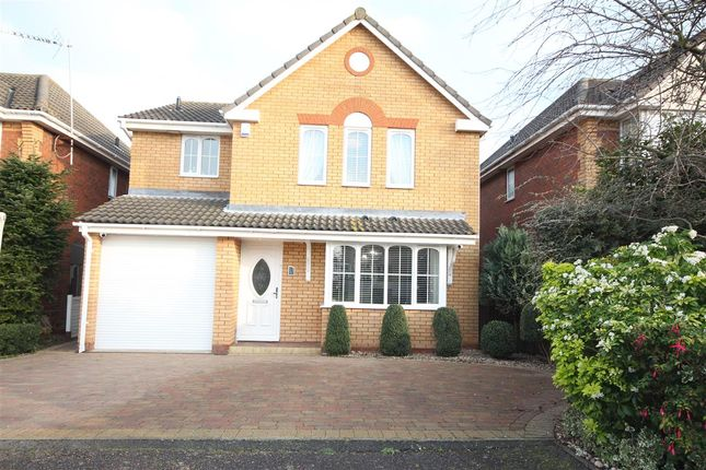 3 bed detached house for sale in Deben Walk, Clacton-On-Sea CO16