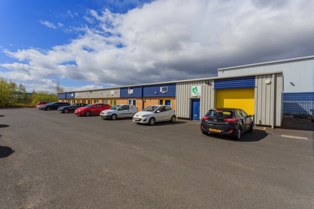Light industrial to let in Glasgow Business Park, Springhill Parkway, Baillieston