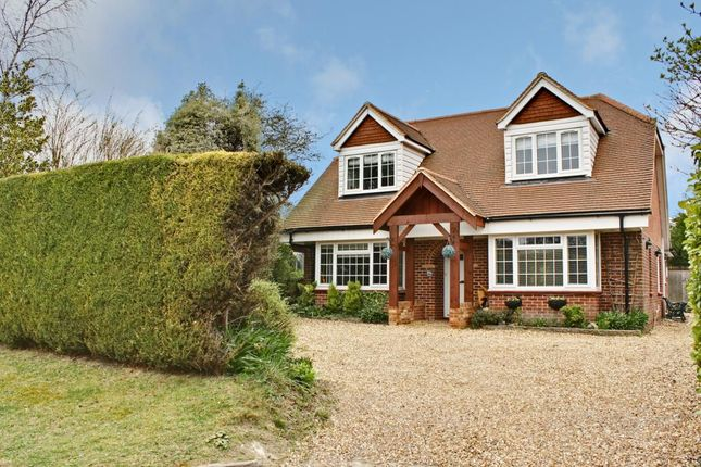Thumbnail Detached house for sale in Hatch Lane, Old Basing, Basingstoke