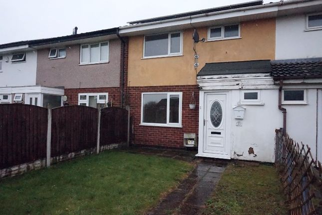 Thumbnail Town house for sale in Poplar Close, Runcorn