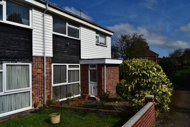 Thumbnail Semi-detached house to rent in Okehampton Avenue, Evington, Leicester