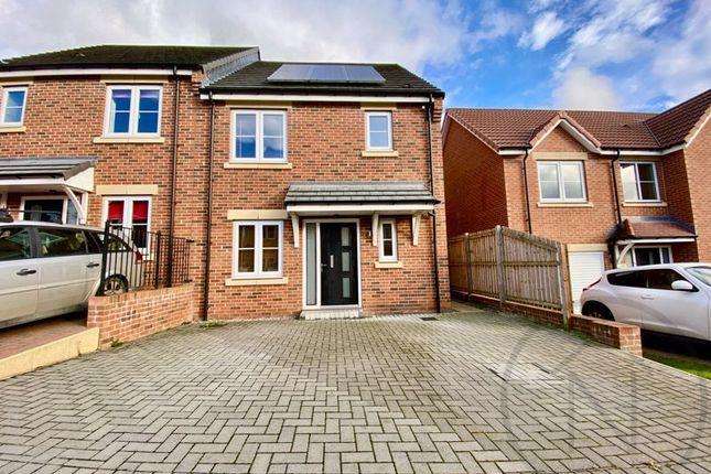 Thumbnail Semi-detached house for sale in Rushyford Drive, Chilton, Ferryhill