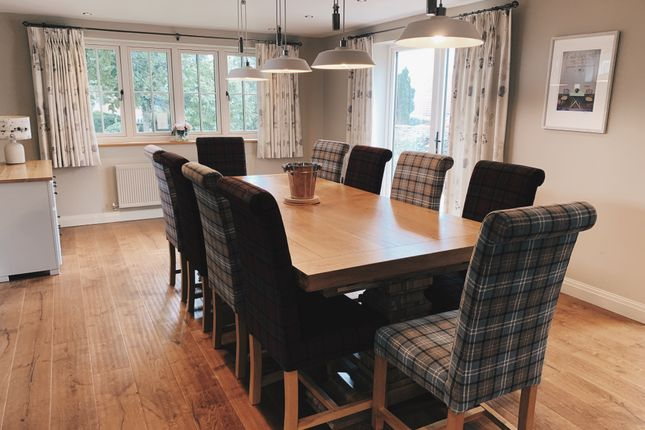 Dining Room of Chapelfield Lane, Thorpe Hesley, Rotherham S61