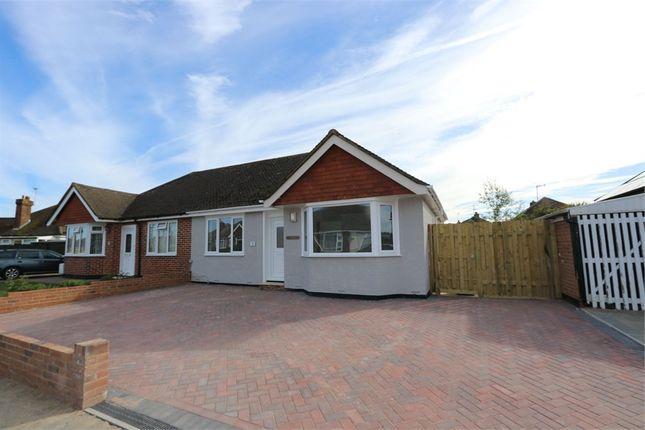 Semi-detached bungalow for sale in Levett Avenue, Polegate, East Sussex