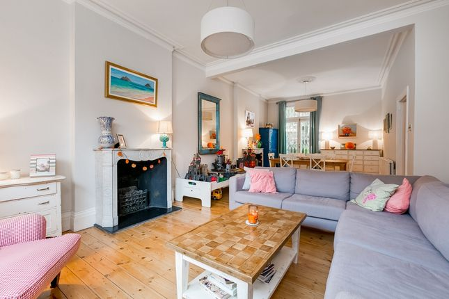 Thumbnail Terraced house to rent in Upper Richmond Road West, London