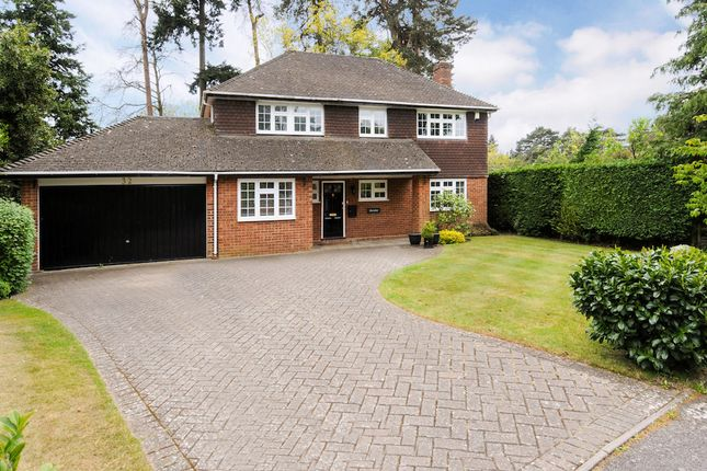 Thumbnail Detached house for sale in Armitage Court, Ascot