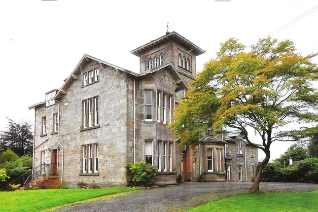 Thumbnail Flat for sale in Park Place, Stirling