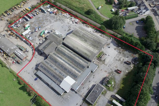 Thumbnail Industrial for sale in Penybanc Road, Ammanford