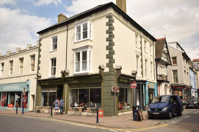 Thumbnail Flat for sale in 35 Eastgate Street, Aberystwyth, Ceredigion