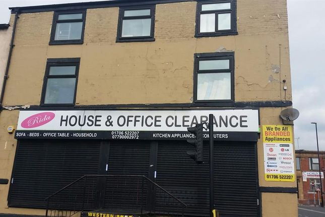 Thumbnail Commercial property for sale in Champness Hall, Drake Street, Rochdale