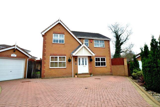 Thumbnail Detached house for sale in Oaks Farm Drive, Darton, Barnsley