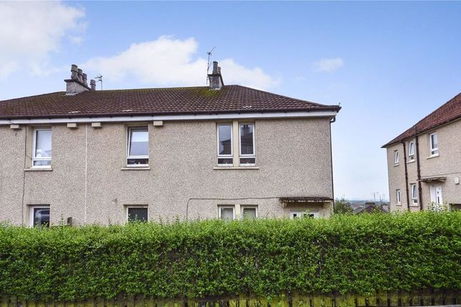 External of Barlandfauld Street, Kilsyth, Glasgow G65